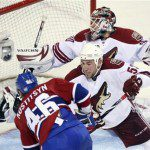 Coyotes vs Canadiens: Brother Andrei Flies High