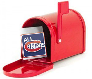 allhabsmailbag 300x259 All Habs Mailbag: Thrower, Demotions, Top Prospects & Projections, Left & Right Wings, Long Term Contracts