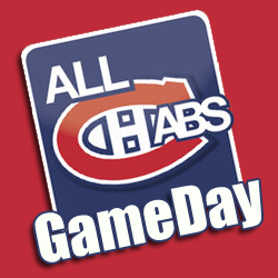 allhabsgameday GameDay: Habs vs Capitals Lineups, Gauthier Repeats, Hockey Party