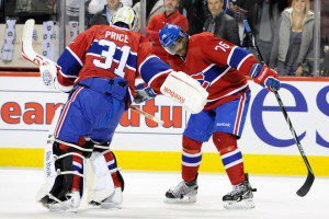 Canadiens Make 180 Degree Turn