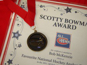 034 300x225 Winners of 2012 All Habs Media Awards