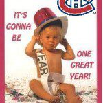 New Year's Resolutions à la Canadiens