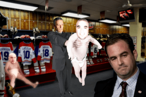 HabsPuzzle 300x199 Gomez, Markov Cause Headaches for Habs Management