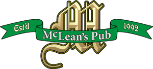 McLeans logo All Habs & McLeans Pub   An Exciting New Chapter