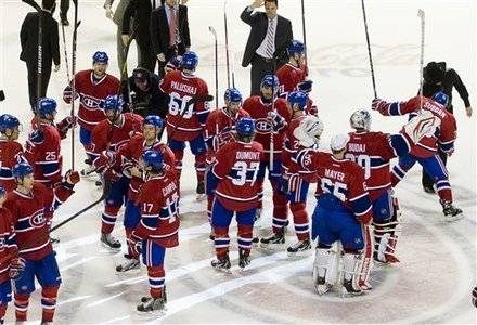 aa habsgroup1 Habs Season: Its Over, Finally Over