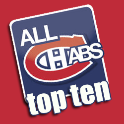 allhabstop10 All Habs Top 10: Fans Pick Favorite 2011 12 Moments