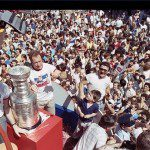 Remembering Nos Glorieux – 1986 Stanley Cup Parade
