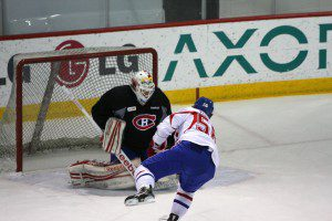 2012 Development camp 2122 300x200 Day 4 Report from Habs Development Camp (Part 1)