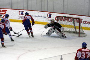 2012 Development camp 2652 300x200 Day 4 Report from Habs Development Camp (Part 1)