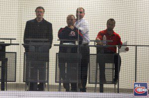 IMG 5772 300x199 Day 1 Report from 2012 Habs Development Camp (Part 1)