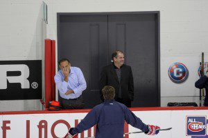 IMG 6877 300x200 Day 1 Report from 2012 Habs Development Camp (Part 2)