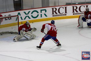 IMG 6964 2 300x200 Day 1 Report from 2012 Habs Development Camp (Part 2)