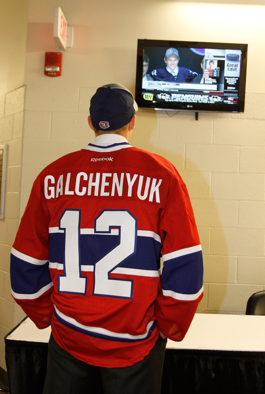gallyback Galchenyuk, Ready or Not Here He Comes