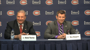 marc bergevin-michel therrien-Habs