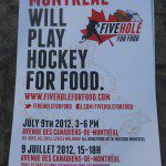 Five Hole For Fodd -  Montreal