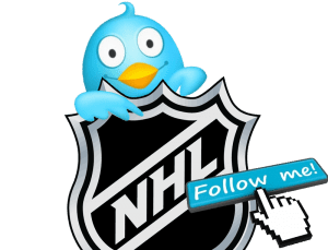 NHLTwitter 300x229 Amazing Impact of a Little Blue Bird on the NHL
