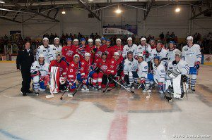 2012 Players Tour Team Photos 300x199 Locked Out NHLers Continue to Play