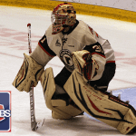 Remparts' goaltender Francois Brassard made 19 saves for the win.