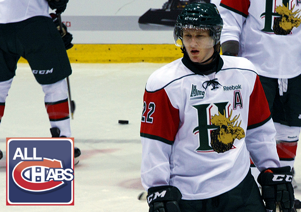 Nathan MacKinnon, Halifax Mooseheads.