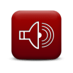 129128-simple-red-square-icon-media-loud-speaker1-ps