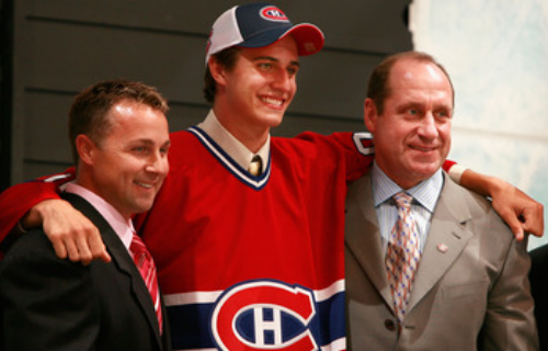 Jeff Vinnick Getty Images Where Are They Now? Habs 2006 First Rounder David Fischer