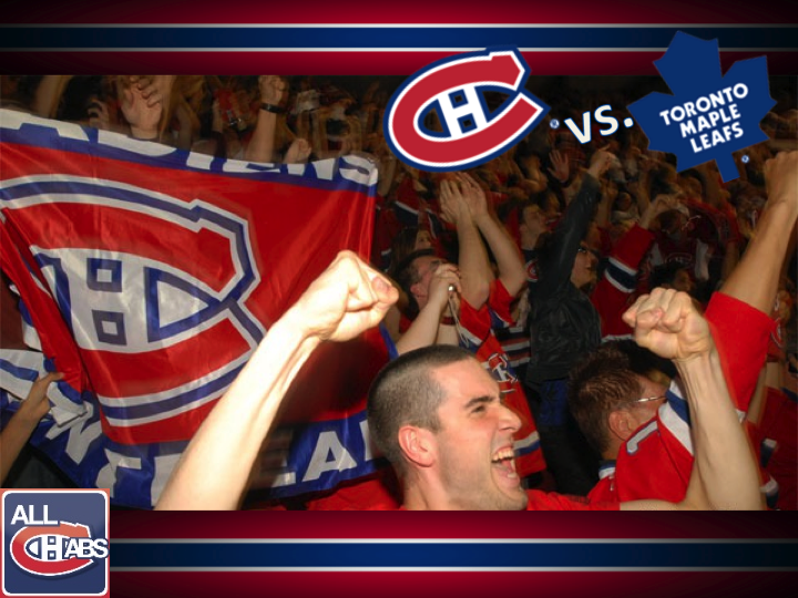 Slide1 GameDay: Leafs vs Habs Lineups, Therrien, Subban, Gardiner, Plekanec