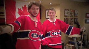 The Amazing Race Canada Audition Nathan Bain Patrick Ryder YouTube 300x165 Habs Fans Audition for Amazing Race [VIDEO]