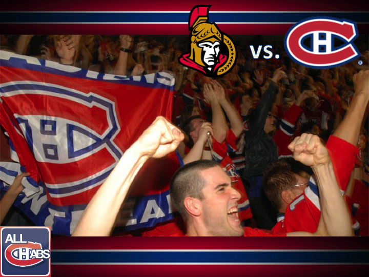 Slide11 GameDay: Senators vs Habs Lineups, Price, Anderson, Galchenyuk, Subban