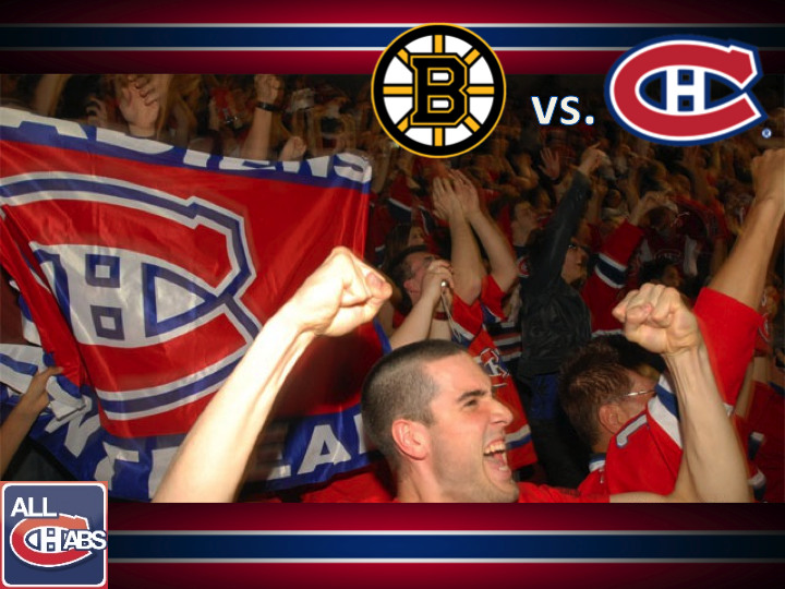 Slide12 GameDay: Bruins vs Habs Lineups, Marchand, Pacioretty, Price, Puck