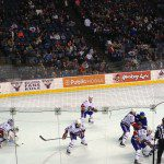 Tokarski Shines but 'Dogs Winning Streak Ends at Four [with AUDIO]