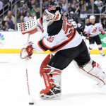 Martin Brodeur Returns from Injury, to Score a Goal