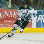 Danny Kristo Leads UND to Playoff Win with 3 Points [VIDEO]