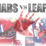 Not Your Usual Habs vs Leafs Game