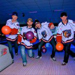 Bowling With the Bulldogs for Charity