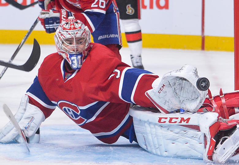Up Close: Francois Allaire Opines on Habs' Carey Price [with AUDIO]