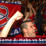 Playoff GameDay: Habs vs Senators, Game 3 Preview, Lineups, Price, White