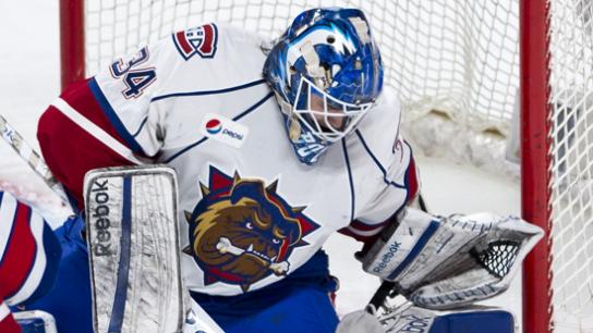 Tokarski performed admirably for the Bulldogs, yet doesn't seem to have earned the organization's trust.