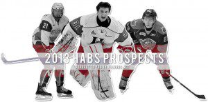 aaprospects 300x148 Up Close with Habs Prospects Mike McCarron, Jacob De La Rose [with VIDEO]